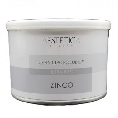 Cera depilatoria Ultra soft ossido di zinco