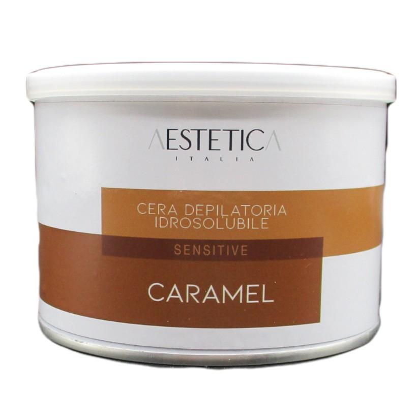 Cera depilatoria caramel 350 ml/500 gr