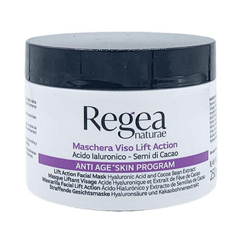 Maschera viso lift action 250 ml Regea