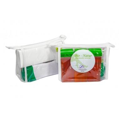 kit depilazione cera allo zucchero bionatur