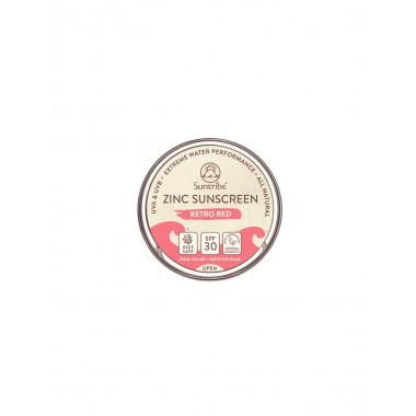 crema protezione solare retro red suntribe spf 30- 45 gr